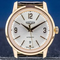 Vulcain Rose gold 42mm Automatic 560556.307L pre-owned