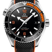 Omega Seamaster Steel 43.5mm Black Arabic numerals United States of America, California, Los Angeles