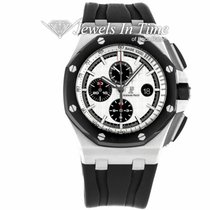 Audemars Piguet 26400SO.OO.A002CA.01 Steel Royal Oak Offshore Chronograph 44mm pre-owned United States of America, Florida, 33431