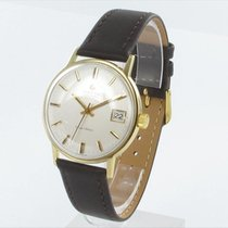 Certina Yellow gold 35mm Automatic pre-owned