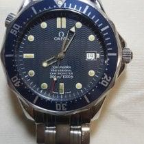 Omega Seamaster Diver 300 M Acier 41mm Bleu Sans chiffres France, Eyguieres