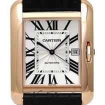 Cartier W5310004 Rose gold Tank Anglaise 47mm new