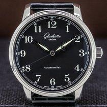 Glashütte Original Senator Excellence Acier 40mm Noir Arabes