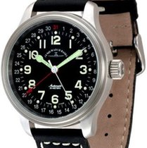 Zeno-Watch Basel NC Pilot Pointer Date