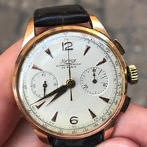 Lorenz Yellow gold Manual winding pre-owned