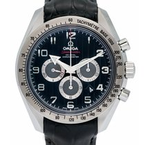 Omega Speedmaster Broad Arrow Co-Axial Chronograph Automatic...