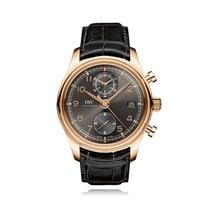 IWC Schaffhausen Portugieser Chronograph Classic Mens Watch RG...