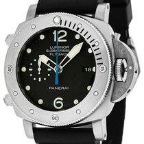 Panerai Luminor Submersible 1950 3 Days Chronograph Flyback...