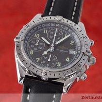Breitling Chronomat Longitude Gmt Stahl Automatik A20048