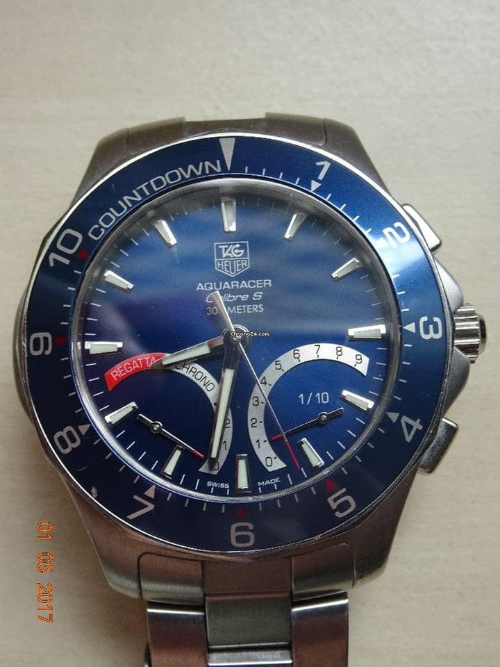 6fc953949d3 TAG Heuer Aquaracer - Todos os preços de relógios TAG Heuer Aquaracer na  Chrono24