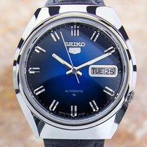 Seiko Vintage Rare Mens Seiko 5 Automatic 7009-8310 S Steel...