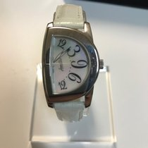 Jean d'Eve new Quartz 33mm Steel Sapphire Glass