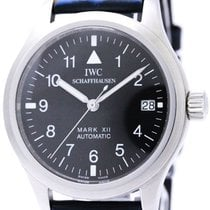 IWC Automatic Stainless Steel Men's Dress Watch IW324101