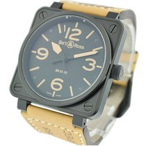 Bell & Ross BR-01-92-HERITAGE BR 01-92 Automatic Heritage in...