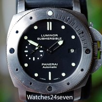 Panerai Luminor Submersible 1950 3 Days Automatic PAM 305 pre-owned