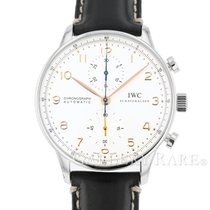 IWC Portuguese Chronograph Stainless Steel 41MM