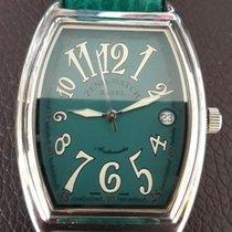 Zeno-Watch Basel Tonneau Automatic Green