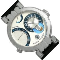 Harry Winston Premier new Automatic Watch with original box and original papers 200/MMTZ39W