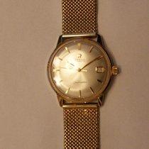 Omega Seamaster solid gold 14k