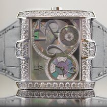 Harry Winston Avenue White gold 36.2mm Mother of pearl United States of America, New Jersey, Englewood