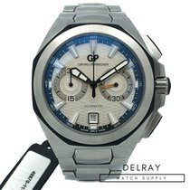 Girard Perregaux Chrono Hawk 49970-11-131-11A new