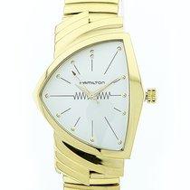 Hamilton Ventura new Quartz Watch with original box and original papers H24301111