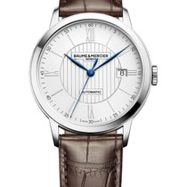 Baume & Mercier Steel 40mm Automatic 10214 new United States of America, New York, New York