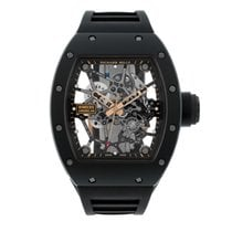 Richard Mille usados Cuerda manual 39.7mm Transparente