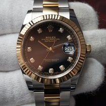 Rolex Datejust Gold/Steel 41mm Black No numerals United States of America, Florida, Debary