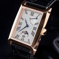 RGM Rose gold 40mm Manual winding Model 121-M new