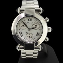 Chopard Imperiale Staal 32mm Wit Romeins Nederland, Amsterdam