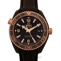 Omega Seamaster Planet Ocean 39.5mm Brown