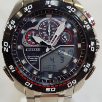 Citizen Zeljezo 44mm Kronograf JW0124-58E nov
