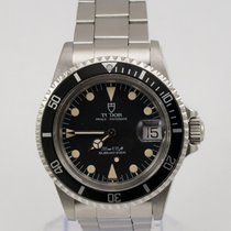 Tudor 76100 Steel 1987 Submariner 40mm pre-owned