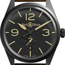 Bell & Ross Vintage BR-123 new