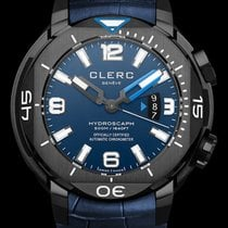 Clerc Hydroscaph H1 Chronometer Steel 43.8mm