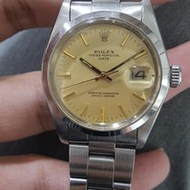Rolex Steel 34mm Automatic 1500 pre-owned India, MUMBAI