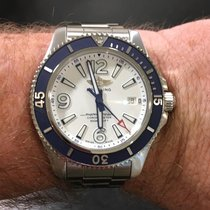 Breitling Superocean II 42 Steel 42mm White