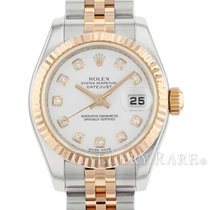 Rolex Lady-Datejust 179171G 2005 pre-owned