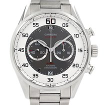 TAG Heuer Carrera Calibre 36 Steel Grey Arabic numerals United States of America, Arizona, SCOTTSDALE