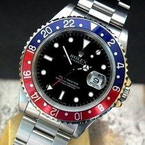 Rolex GMT-Master Stahl 40mm Schwarz