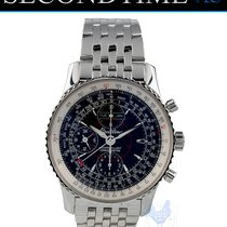 Breitling Montbrillant Datora Steel 43mm Black United States of America, Florida, Hollywood