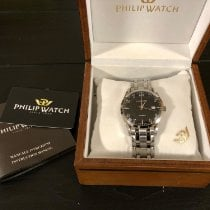 Philip Watch Steel 39mm Automatic R8223680125 pre-owned