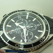 Omega Seamaster Planet Ocean Chronograph 2210.5000 2008 tweedehands