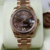 勞力士 (Rolex) 18K Everose Pink Gold Datejust Lady 31mm VI...