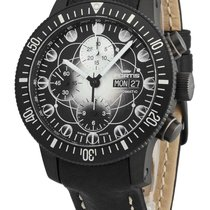 Fortis B-42 Official Cosmonauts Steel 42mm Black No numerals