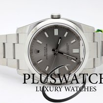 Rolex Oyster Perpetual 116000 36MM ARGENTO