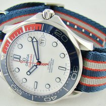 Omega Seamaster Diver 300 M 212.32.41.20.04.001 New Steel 41mm Automatic