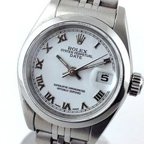 Rolex OYSTER PERPETUAL DATE LADY – 79160 – (Ladies) – Watch...