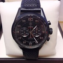 TAG Heuer Carrera Calibre 36 CAR2B80.FC6325 Very good Titanium 43mm Automatic United Kingdom, Wilmslow